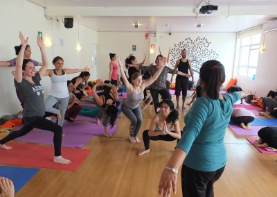 formación de yoga para niños